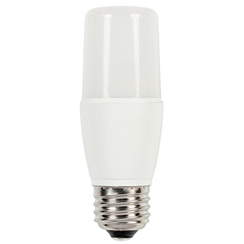 Westinghouse Lighting 3319900 60-Watt Equivalent T7 Bright White LED Light Bulb with Medium Base, Single