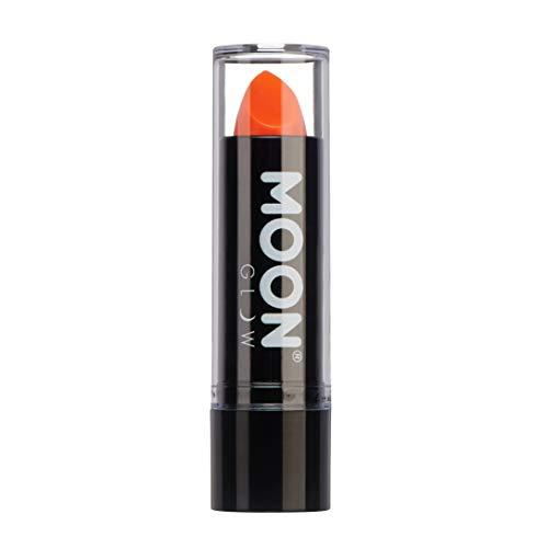Moon Glow -Neon UV Lippenstift4.5gIntensiv Orange–ein spektakulär glühender Effekt bei UV- und Schwarzlicht!