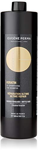 EUGENE PERMA Professional Shampoo für frisches Haar, Keratin, 1000 ml