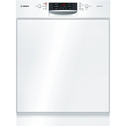 Bosch SMU45KS02E Serie 4 Unterbau-Geschirrspüler / A++ / 60 cm / Weiß / 258 kWh/Jahr / 12 MGD / SilencePlus / Extra Trocknen / VarioBesteckkorb