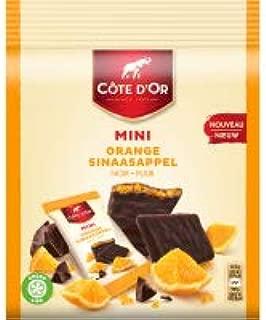 Cote d'Or Mini Chocolat Noir Orange 150g