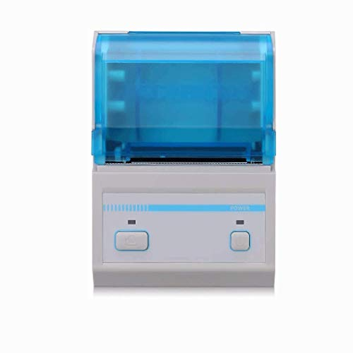 ALIZJJ Label Printer, Stampante Termica, Commerciale Termica Diretta ad Alta velocità USB Label Maker Macchina 2inch Pos Label Printer USB + Stampa Modifica Tablet Android Bluetooth Barcode Generated