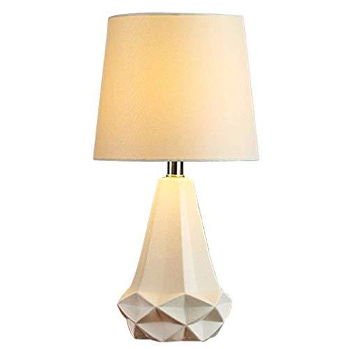 HYY-YY Lampada da tavolo, semplice ed elegante, lampada da tavolo, lampada da tavolo creativa, camera da letto, lampada da comodino, lampade per lettura dei bambini lavoratori