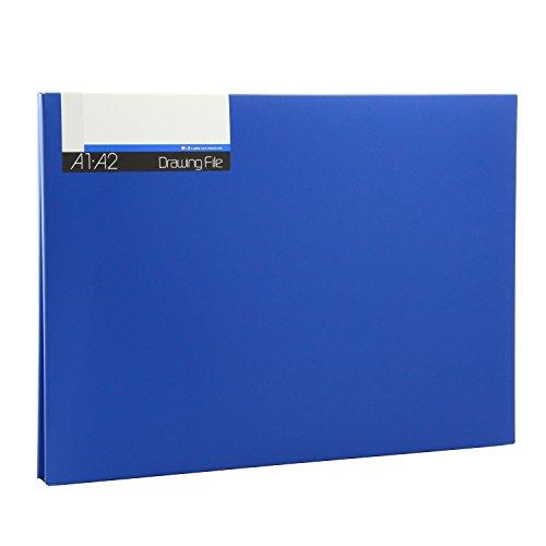 図面ファイル (2つ折りタイプA1・A2判収納) M-2