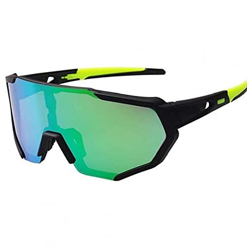 Ruluti Lentes Polarizadas Gafas Deportivas 1set Intercambiables Hombres Y Mujeres Bicicletas Ejecución Conducción Pesca Gafas Béisbol