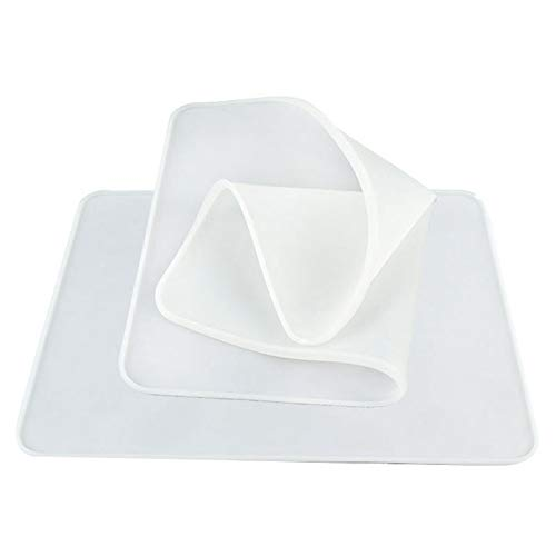 Kamenda 2 láminas de silicona al vacío 3D para máquina de prensa de calor de transferencia de sublimación ST-3042 3D