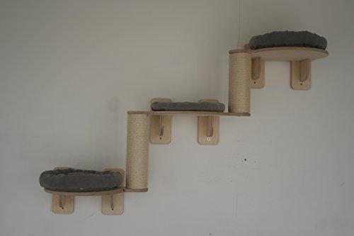 Katzen Wandhänger System
