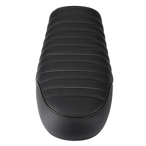 Sillín de motocicleta para asiento cómodo para CG125 GN CG CB400SS (sección D)