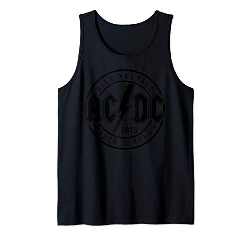 AC/DC - Rock & Roll Camiseta sin Mangas