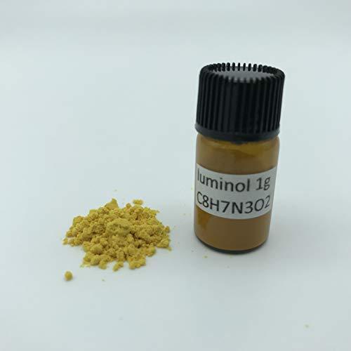 Luminol, 3-aminophtalhydrazide, 1g [C8H7N3O2] [97%]