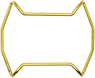 واقي ساعة من الفولاذ المقاوم للصدأ ومتوافق مع DW-5700، واقي لساعة كاسيو DW5700 (ذهبي)