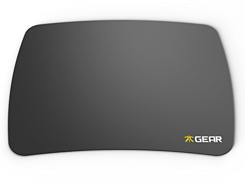 Fnatic Gear Boost Control Pro Gaming Hard Mouse Pad (XL Size) - 400 x 305 x 2mm