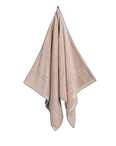 GANT Organic Premium Handtuch Farbe Dry Sand Größe 50x100cm