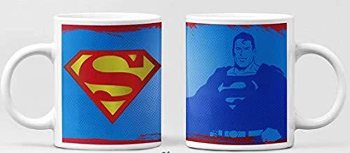 Clapper Taza Superman. Taza Cafe Superheroes