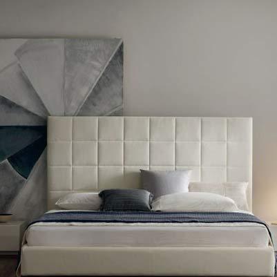 ZStyle Kopfteil für Doppelbett, Kunstleder, Kunstleder, für Doppelbett
