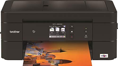 Brother MFC-8890DW - Stampante laser multifunzione in scala di grigi, 30 ppm, 64 Mo