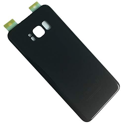 zNLIgHT Piezas de Tel¨¦Fono internas   Lente de la c¨¢Mara Tapa de Vidrio de la Puerta Trasera para Samsung Galaxy S8/S8 + reemplazo-Negro para Samsung Galaxy S8 Plus