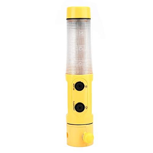 Cortador de cinturón de seguridad, martillo de emergencia para automóvil, luz de advertencia de emergencia con hoja insertada en forma de gancho 7.7x2.5in para automóvil de autobús