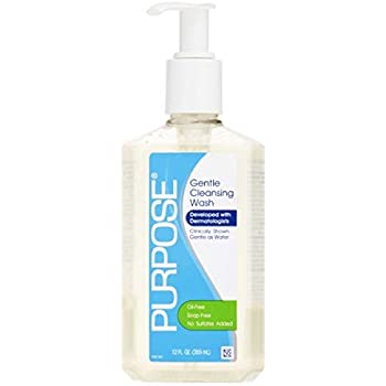 Purpose Gentle Cleansing Wash, 12 Ounce Bottle