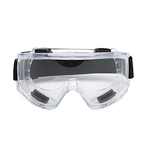 2-Delige Goggles, Veiligheidsbril Winddicht Tactical Bril Anti-Shock Dust De Arbeid Beschermende Bril Snowboard Ski Goggles