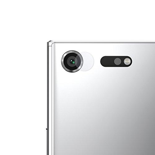 moodie Kameraschutz Panzerglas für Sony Xperia XZ Premium Premium Glasfolie Kamera Schutzglas