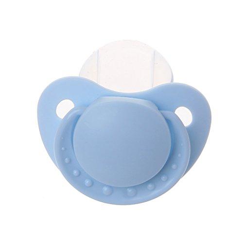 WOWOWO Schnuller für Erwachsene Benutzerdefinierte große Größe Lebensmittel Silikon Schnuller für Erwachsene Lustige Eltern-Kind-Spielzeug