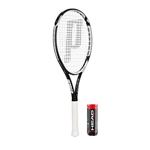 Prince EXO3 / AirO3 - Raqueta de tenis para adultos y niños