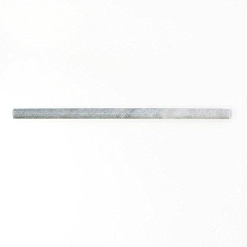 Brand rand marmer natuursteen lichtgrijs profiel bardiglio antiek marmer voor muur badkamer toilet douche keuken mozaïekmat mozaïekplaat
