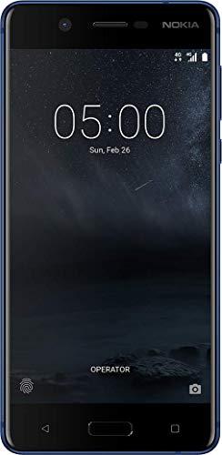 Nokia 5 5.2' 4G 2GB 16GB 3000mAh Azul - Smartphone (13,2 cm (5.2'), 2 GB, 16 GB, 13 MP, Android...
