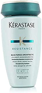 Resistance Bain Force Architecte Strengthening Shampoo (For Brittle, Damaged Hair, Split Ends)
