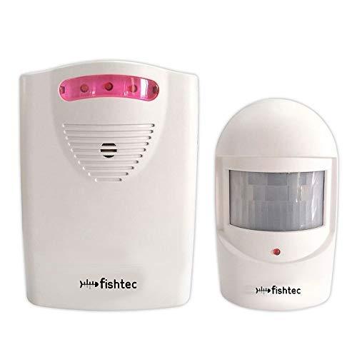 Detector de Presencia: Alarma o Timbre Inalámbricos