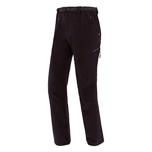 Trangoworld pc008098 – 210-M Pantalon Long, Homme, Noir/Gris (Anthracite), M