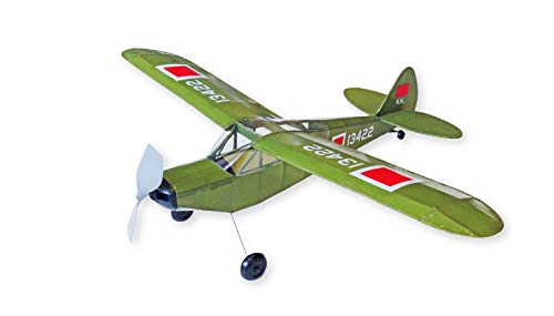 Siva 70014 - Piper L-21B Gummimotormodell