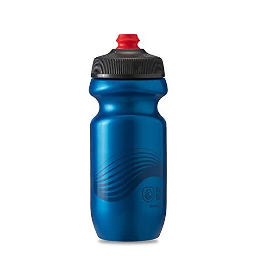 Polar Bottle Breakaway Wave Lightweight Bike Water Bottle