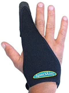 Aquaskinz Finger Shield for Surf Fishing