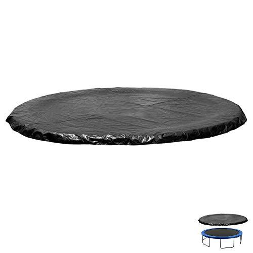 APJJ 8Ft 10 Ft 6Ft Trampoline Cover, Waterproof Trampoline Tent Cover, Garden Trampoline Protective Cover, Trampoline Spares for Round Trampolines, Indoor, Outdoor, Gym