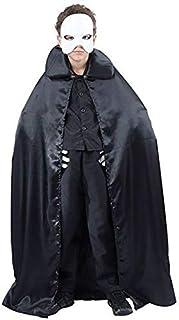 Children's Phantom of Venice fancy dress costume Halloween Cape 7-410 yrs (disfraz)