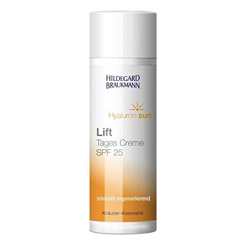 Hildegard Braukmann Hyaluron Sun Lift Tages Creme Lichtschutzfaktor 25, 1er Pack (1 x 50 ml)