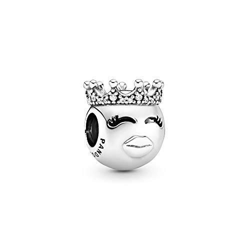 Pandora Damen-Bead Charms 925 Sterlingsilber 797143CZ