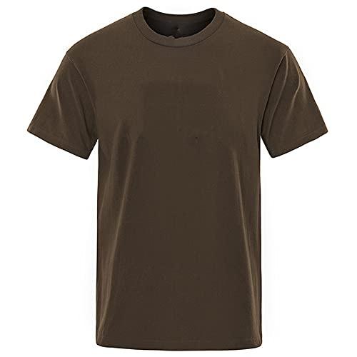 N\P Dolce Banana impresión para Hombre Camisetas con Cuello Redondo Camisa cómoda