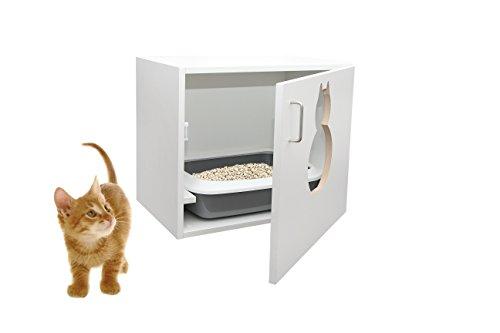 """Katzenschrank """"Maunz - das Original"""" Katzentoilette"""