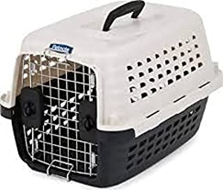 HANU Plastic Flight Cage for Dogs 18 Inch 017