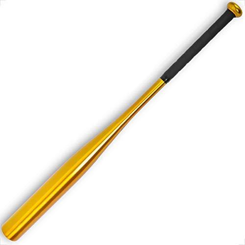 WIN.MAX Baseballschläger, Baseball Schläger Aluminiumlegierung Baseballschläger Alu mit Gummigriff 32