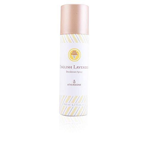 Atkinsons - English Lavender - Deodorante 200 ml VAPO