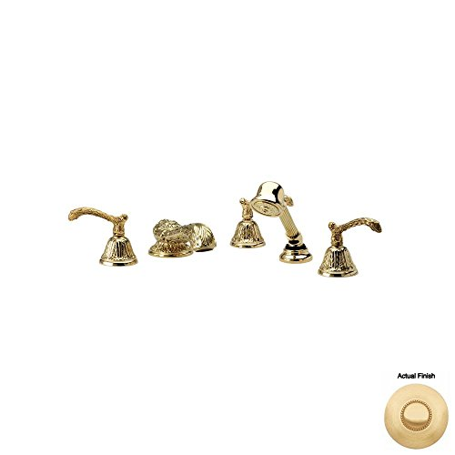 Best Price Phylrich K2144H1_004 - Baroque Deck Mounted Tub Set W/Hand Shower