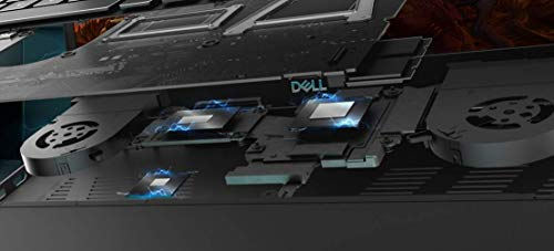 Product Image 5: 2020 Flagship Dell G5 15 Gaming Laptop 15.6″ FHD Display 10th Gen Intel Hexa-Core i7-10750H 64GB DDR4 1TB PCIe SSD 1TB HDD 4GB GTX 1650 Ti Backlit Thunderbolt HDMI Win 10 + iCarp Wireless Mouse