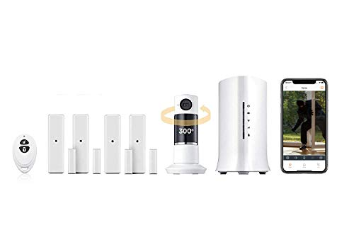 Home8 Interactive Wireless Security System