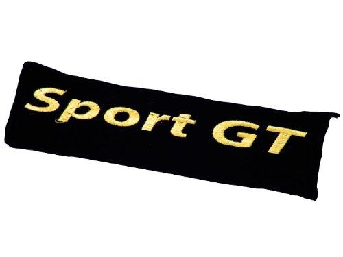 Unitec Sport GT 84786 Protège-Ceinture Velours Noir