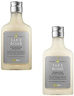 Drybar Sake Bomb Shampoo and Conditioner 8.5 Ounces