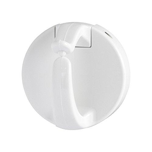 レック(LEC) 輪ゴム掛け マグネット付き 4.5x4.5x3.5cm H-135